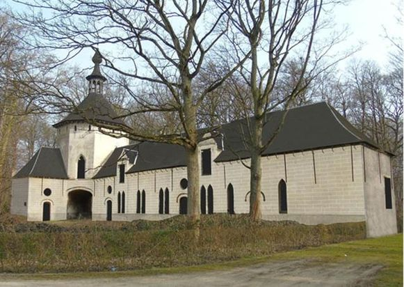 Zo zal de Jan Vlemincktoren na renovatie eruitzien.
