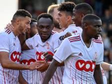Un petit Standard remporte le derby liégeois et réalise une belle opération