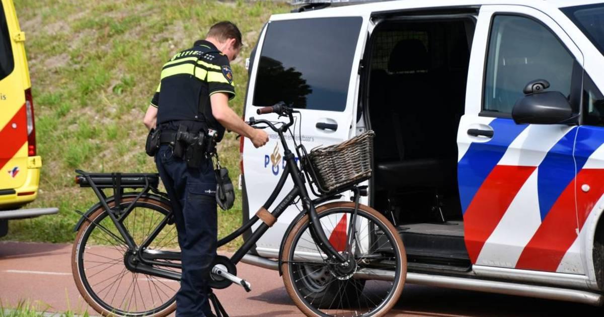 Twee fietsers gewond bij botsing in Goes.