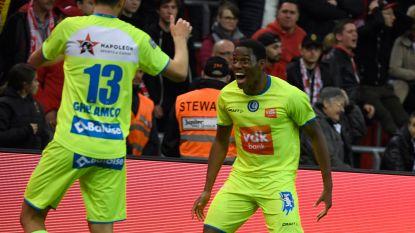VIDEO. AA Gent weet weer wat winnen is na spektakelstuk op Sclessin, met dank aan invaller David