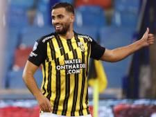 Oussama Tannane vindt bij Vitesse de weg omhoog: 'Ik wil volkslied nog lang horen'