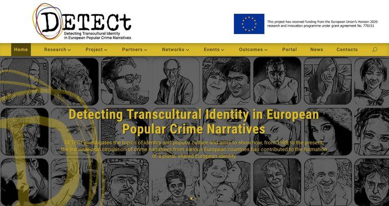 Op de website van DETECt worden de onderzoeksbevindingen gedeeld. Beeld RV