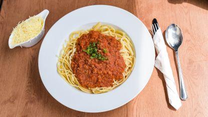 Spaghettidag in basisschool De Letterberg