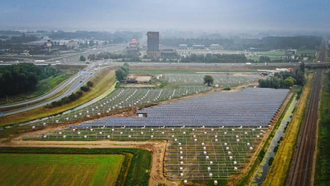 Zonnepark Amstelwijck straks goed voor zonne-energie voor 1500 huishoudens