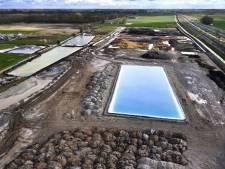 'Komende twintig jaar' geen nieuwe golfbaan in Spijk, wel staalslakken en 35 hectare aan zonnepanelen