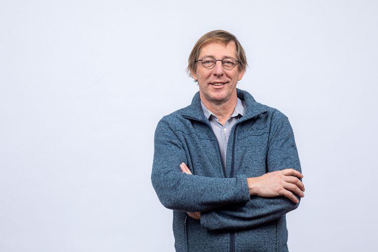 Charles Leclef, CEO van de Mechelse brouwerij Het Anker. Beeld RV Frank Toussaint