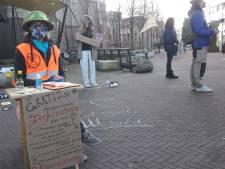 'Lenterebellie voor het klimaat' krijgt in Arnhem een kille hoek toebedeeld
