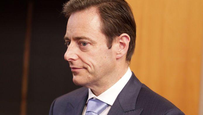Burgemeester van Antwerpen Bart De Wever.