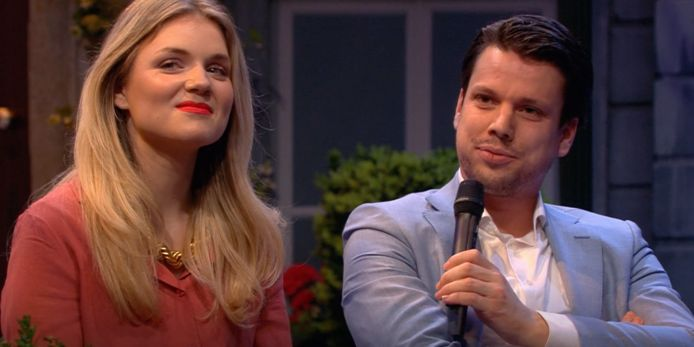 Suzanne en Bas in All You Need is Love.