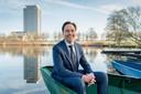Marco van der Wel is Statenlid en lijsttrekker van de Partij voor de Dieren in Noord-Brabant.