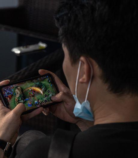 Chinese kinderen mogen nog drie uur per week onlinegamen