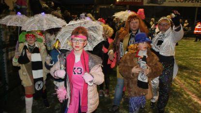 Carnaval al op gang getrapt bij Eendracht Aalst