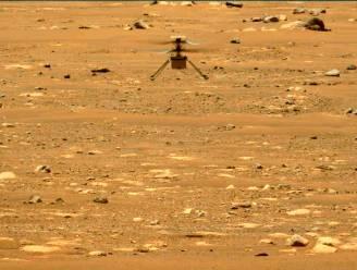 Mijlpaal voor Marshelikopter: meer dan 1,6 kilometer gevlogen over rode planeet