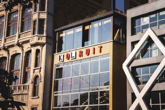 De Vooruit in Gent heet tijdelijk 'Kolruit'.
