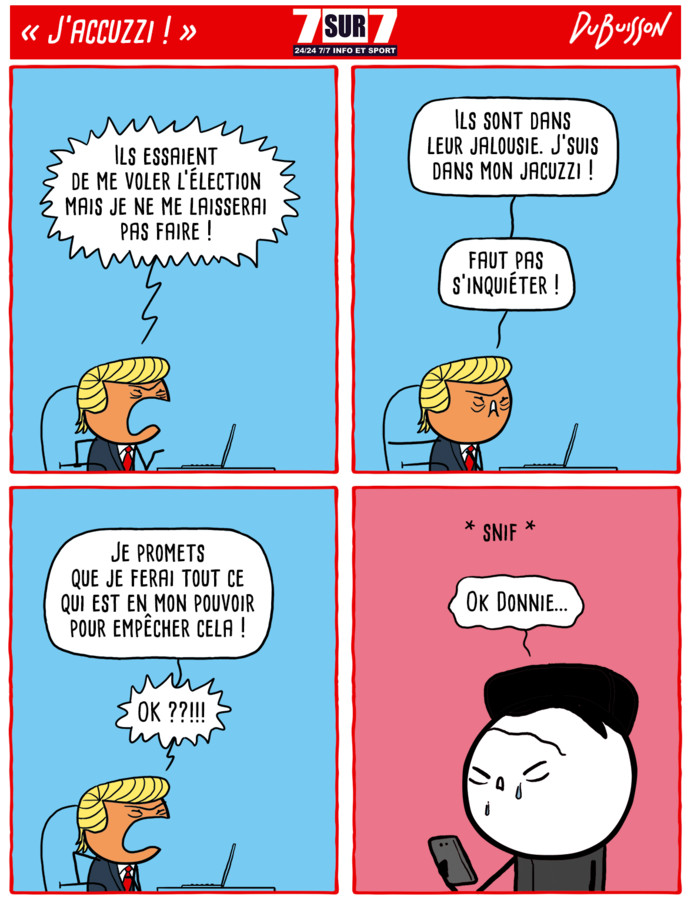 """""""J'accuzzi!"""", 9 novembre 2011"""