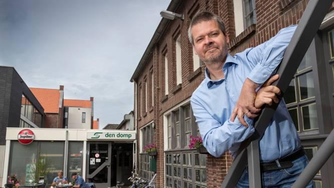 Optie: Den Domp steekt over naar het oude gemeentekantoor van Haaren