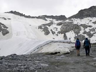 Smeltend ijs in Italiaanse Alpen legt spullen uit Wereldoorlog I bloot