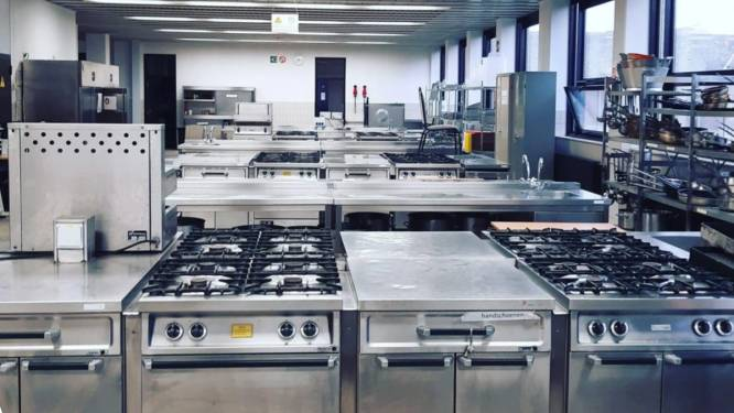 Piso renoveert didactische keukens