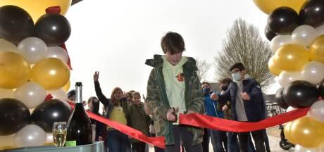 Leerlingen in hoofdrol bij feestelijke opening De Triangel in Leende