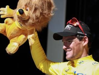 """Van Avermaet draagt geel op aan Stig Broeckx: """"Mooiste moment uit mijn carrière"""""""