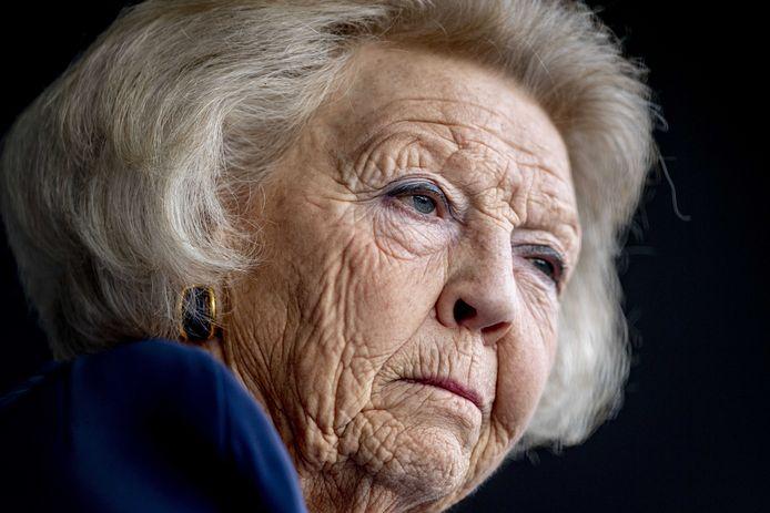 Prinses Beatrix op recent archiefbeeld, foto ter illustratie