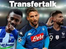 TERUGLEZEN | Antony niet naar Ajax, Fiorentina strikt Amrabat