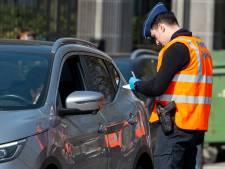 La police de Bruxelles-Ouest a sanctionné près de 1.500 infractions aux mesures anti-coronavirus