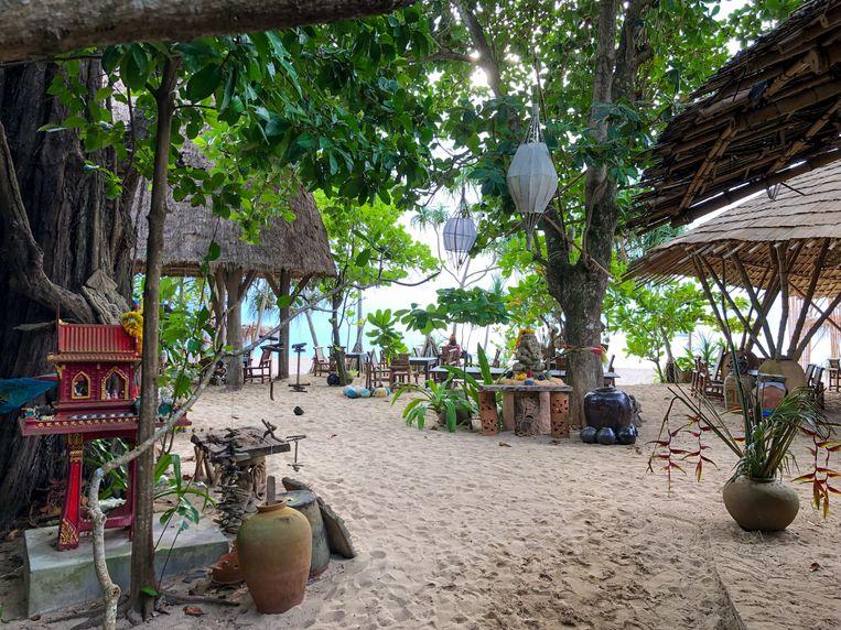 Koh Lanta, het betere strandgevoel. Beeld Thibaut Renard