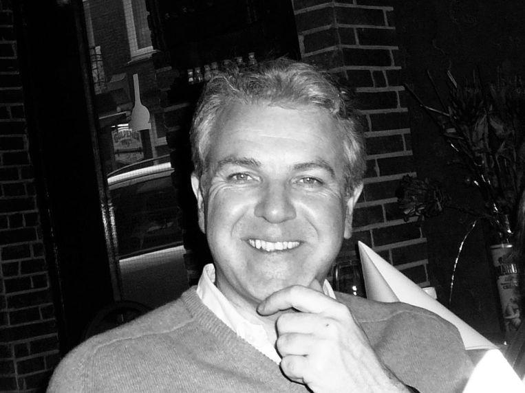 Jan Bart Dekker, vader van drie kinderen, van wie een via het oude systeem is geplaatst, een met het matchingsysteem en een nu in groep 8 zit Beeld