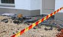 Schade aan woning in Haaren na uitslaande brand.
