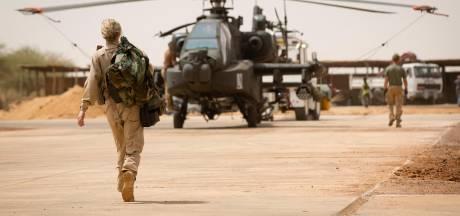 'Weg uit Mali als Duitsers niet met helikopters komen'