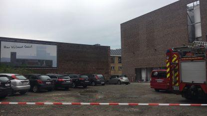 Brouwerij Vander Ghinste ontruimd door brand ondergrondse kabel