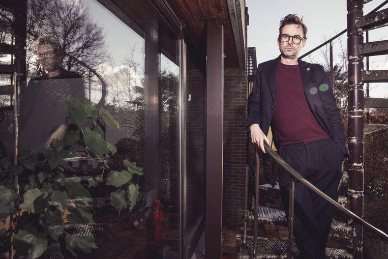 Tom Bonte begon in september als directeur van de AB. Hij heeft nog geen volle zaal mogen zien. Beeld © Stefaan Temmerman