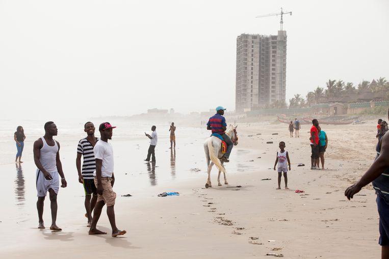 'Met Ghana heb ik een bijzondere band omdat ik deken ben van de Hemelvaartskathedraal in Sefwi-Wiawso' Beeld Getty