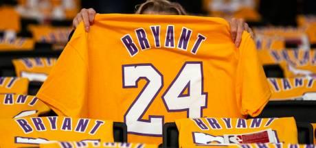 Eerbetoon in Californië: 24 augustus is vanaf nu 'Kobe Bryant Day'
