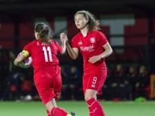 Kalma en Jansen leiden FC Twente naar zege bij hekkensluiter