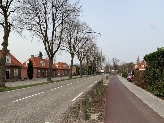 De Steenweg in Zaltbommel.