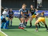 Zeldzame nederlaag voor hockeydames Den Bosch tegen HDM