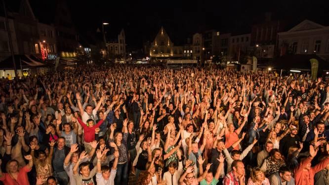 """Marktrock Poperinge hoopt op een normale editie: """"Als het maar voor enkele honderden bezoekers is, wachten we een jaar"""""""