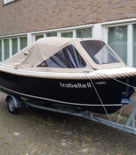 Drie mannen in Zutphen aangehouden vanwege diefstal van boot