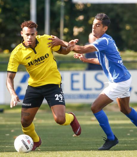 Caribische Hulk zet lijnen uit bij FC Lienden