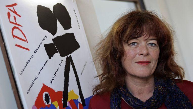 Directrice Ally Derks zegt wat betreft de veiligheid 'niks extra's' te hebben gedaan ten opzichte van vorige jaren Beeld anp