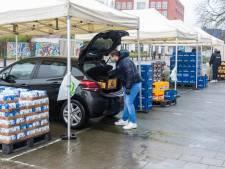 PSV en Bavaria halen 10.000 euro op voor getroffen ondernemers in de binnenstad