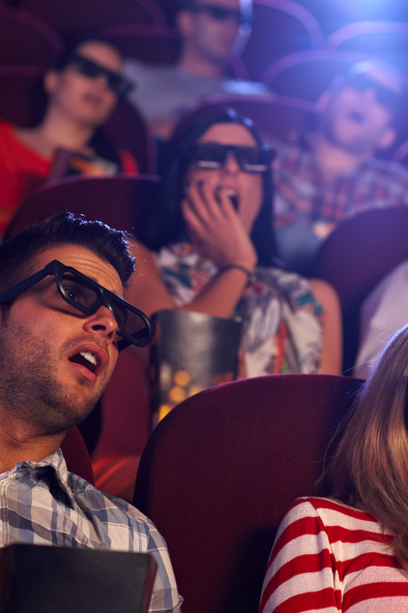 Pathé start met 4D-cinema in Nederland