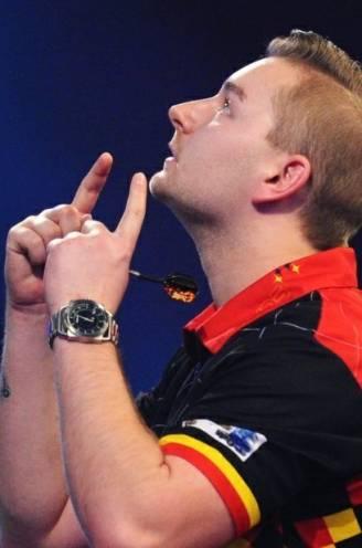 """Van den Bergh trekt aan het langste eind in wedstrijd vol missers tegen Anderson: """"Heb gewonnen, maar voel me niet geweldig"""""""