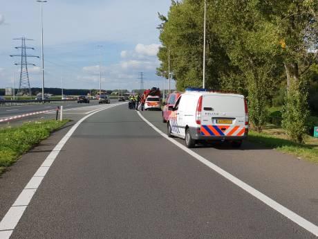 Dodelijk ongeval A73 bij Nijmegen
