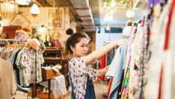 Zalando experimenteert met tweedehandswinkels
