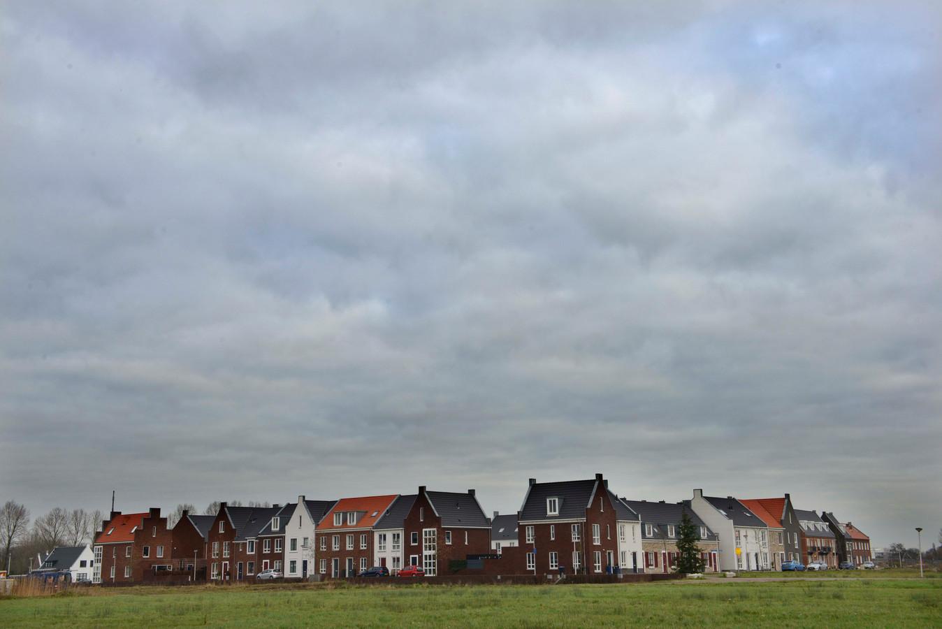 Nieuwbouwwijk De Plantage.