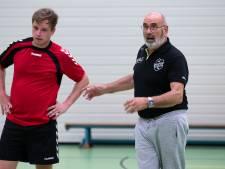 Handballers Artemis'15 blij met onverwachte kans in eerste divisie