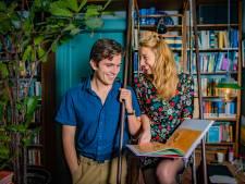 Zangeres Tess van der Zwet was vanaf het eerste moment overdonderd door knappe Australische Kieran